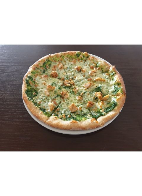 Pizza Spinachi pollo